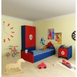 Red childroom