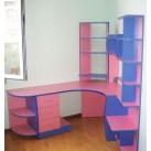 Desk Shelf Pink