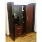 Bookcase MDF gloss