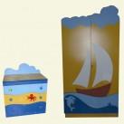 Wardrobe Boat